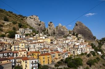 Castelmezzano country Basilicata 1