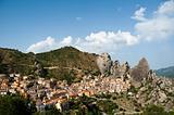 Castelmezzano country Basilicata