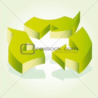 Arrows vector abstract