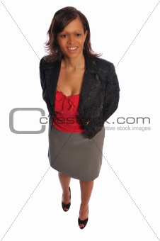 african-american businesswoman
