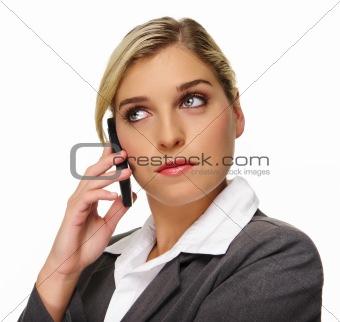 Blonde communication