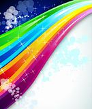 Business Colorful Abstract Background