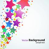 vector stary background