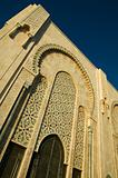 Moroccan mosque casablanca
