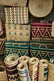 Traditional moroccan objects