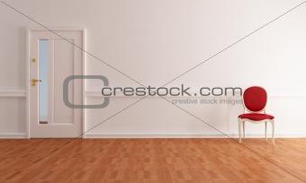 classic foyer