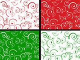 stylized decorative abstraction