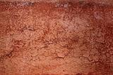 grunge red brown aged crackle wall texture