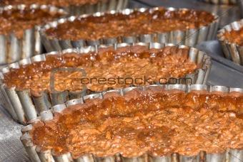Close up picture of dessert