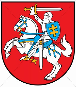 Lithuania Coat of Arms