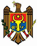 Moldova Coat of Arms