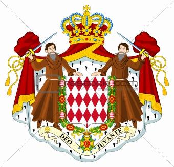 Monaco Coat of Arms
