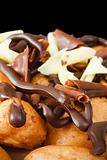 Profiteroles
