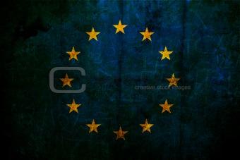 Flag of European community