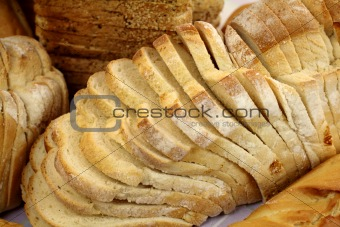 Sliced Bread Textures