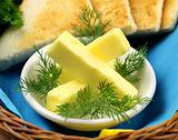 Tray Of Butter