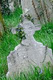 Old gravestone