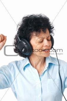 Listenin To Music.