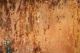 Warm rusty grunge background