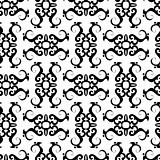 Seamless ornament pattern