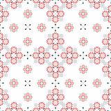Seamless pattern in folk style.