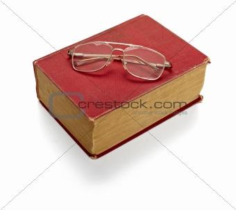 old book knowledge education retro vintage glasses eyeglasses lo