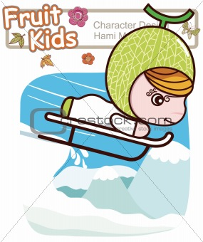 Active Kid 3 ------ Winter Ski