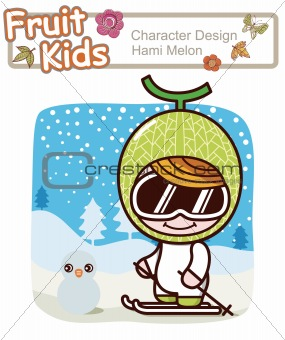 Active Kid 1 ------ Winter Ski