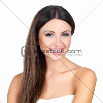 Portrait of beauty