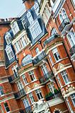 Red Brick Mansion, London.