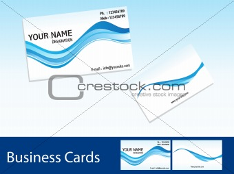 abstractbusiness cards template
