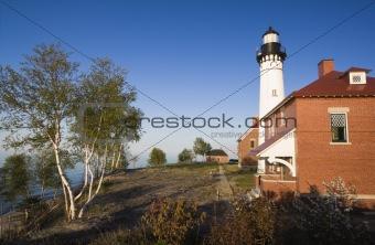 Au Sable Light Station