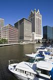 River in Milwaukee