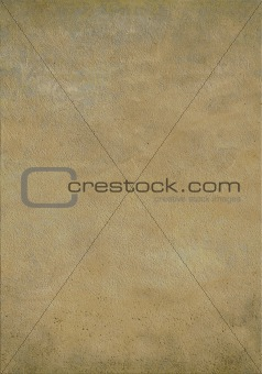 Grungy pale brown wall background