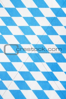 bavarian textile texture, pattern or background