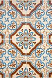 Portuguese glazed tiles.