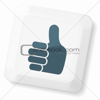 Thumb`s Up Sign Key