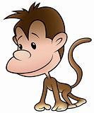 Puppy Monkey