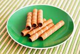 Wafer rolls