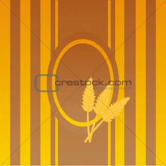 wheat frame