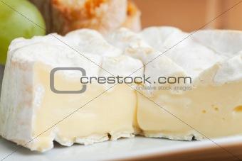 camembert cheese and raisins