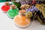 colored bath salts 2