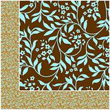 Vector Seamless Ivy Pattern Set