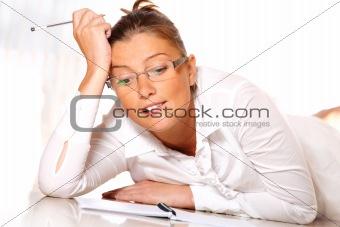 A student having problem