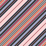 Seamless diagonal grey-blue-pink pastel pattern