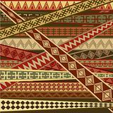 Ethnic abstract texture