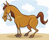 Farm animals: Horse