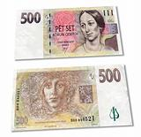 the czech money