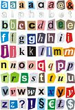 Alphabet - small letters