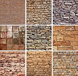 decorative stones  texture set